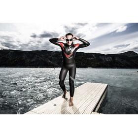 Z3R0D Atlante Wetsuit Women Black/Fuchsia